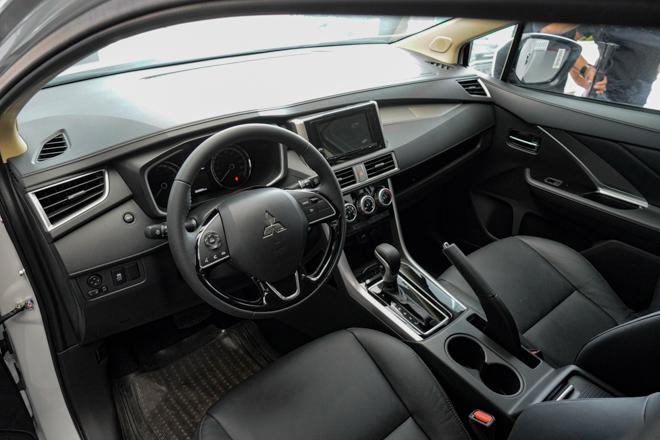 Mitsubishi Xpander phiên bản nâng cấp chính thức ra mắt thị trường Việt - 12