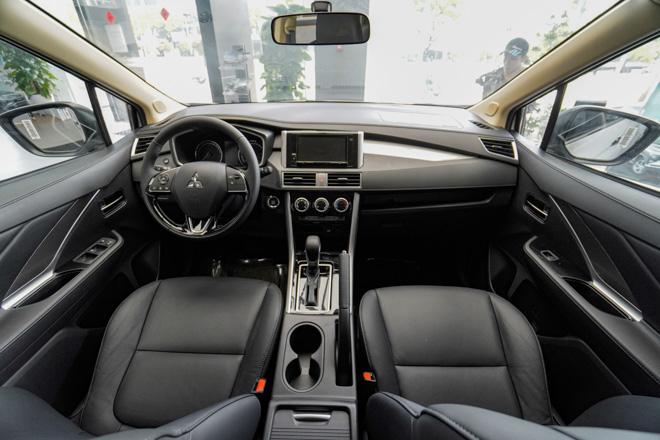 Mitsubishi Xpander phiên bản nâng cấp chính thức ra mắt thị trường Việt - 11