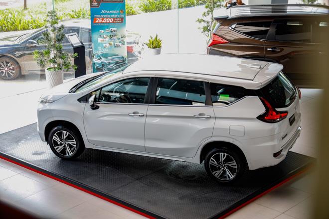 Mitsubishi Xpander phiên bản nâng cấp chính thức ra mắt thị trường Việt - 8