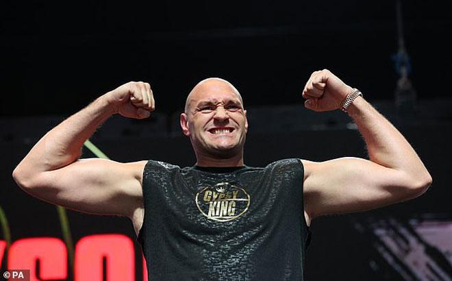 Choáng váng tin trùm boxing Tyson Fury có giá nghìn tỷ USD - 3