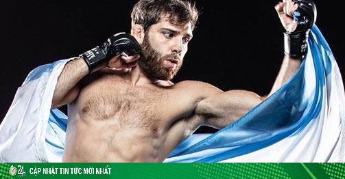 Thoát chết thần kỳ: Võ sỹ UFC bị cướp bắn 2 phát tưởng tan nát cuộc đời