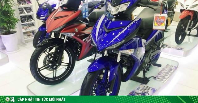 Bảng giá vua côn tay Yamaha Exciter tháng 6/2020, giảm bền vững