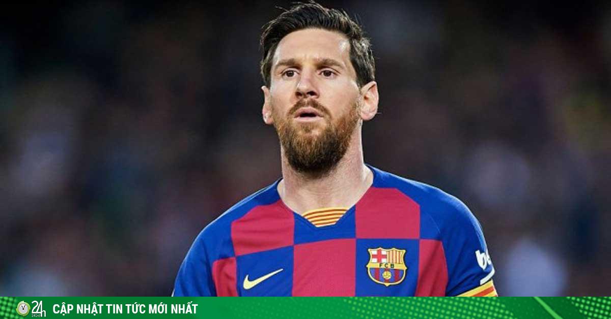 Barca dồn Messi vào chân tường vì 263 tỷ đồng, bị bật lại dứt khoát