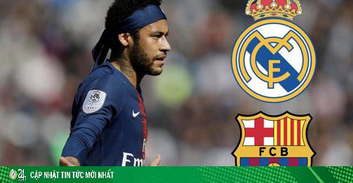 PSG đại hạ giá bán Neymar: Barca nhận cú sốc, Real mơ có vụ Figo 2.0