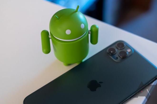 Những ưu điểm của iPhone mà người dùng Android mới hiểu - 1