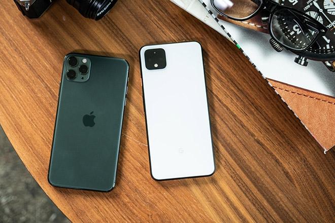 Những ưu điểm của iPhone mà người dùng Android mới hiểu - 3