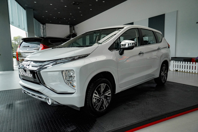 Giá lăn bánh Mitsubishi Xpander phiên bản nâng cấp vừa được ra mắt - 1