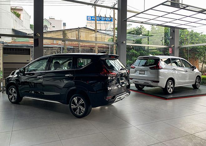 Giá lăn bánh Mitsubishi Xpander phiên bản nâng cấp vừa được ra mắt - 6