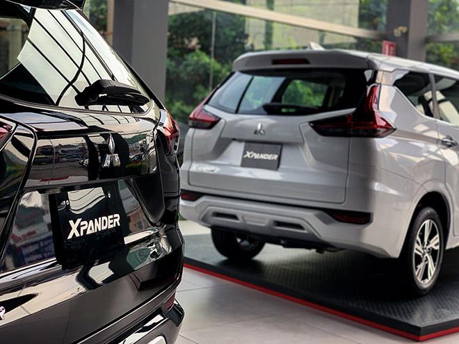 Giá lăn bánh Mitsubishi Xpander phiên bản nâng cấp vừa được ra mắt - 8