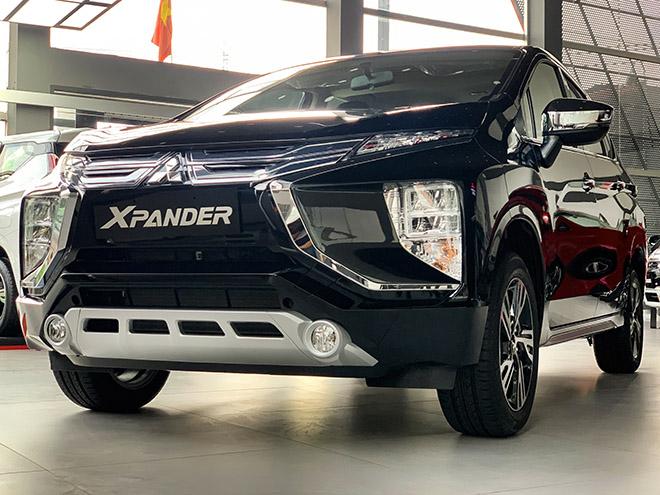 Giá lăn bánh Mitsubishi Xpander phiên bản nâng cấp vừa được ra mắt - 9