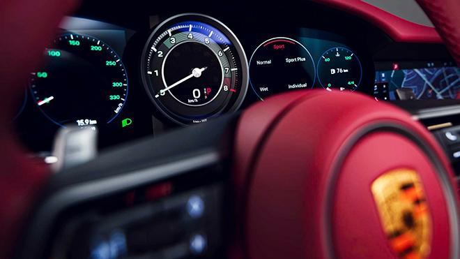 Porsche tung phiên bản Targa 4S 2021 Heritage Edition đầy mê hoặc - 13