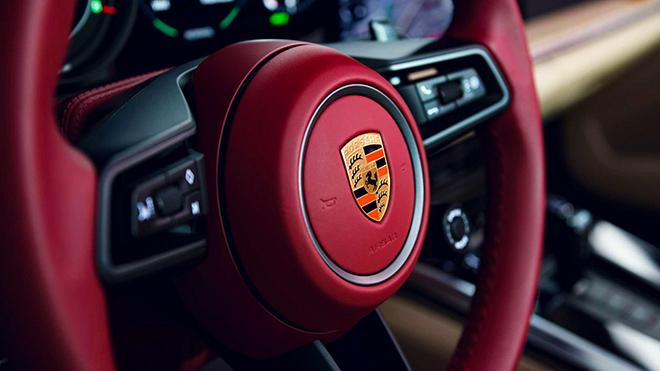 Porsche tung phiên bản Targa 4S 2021 Heritage Edition đầy mê hoặc - 14