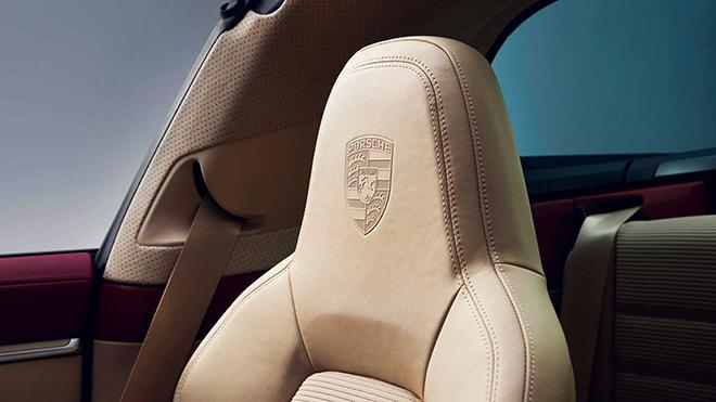 Porsche tung phiên bản Targa 4S 2021 Heritage Edition đầy mê hoặc - 7