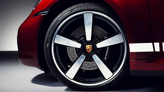 Porsche tung phiên bản Targa 4S 2021 Heritage Edition đầy mê hoặc - 9