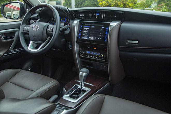 Toyota tung ưu đãi mới cho dòng xe Fortuner trong tháng 6/2020 - 5