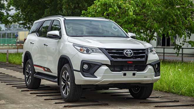 Toyota tung ưu đãi mới cho dòng xe Fortuner trong tháng 6/2020 - 3
