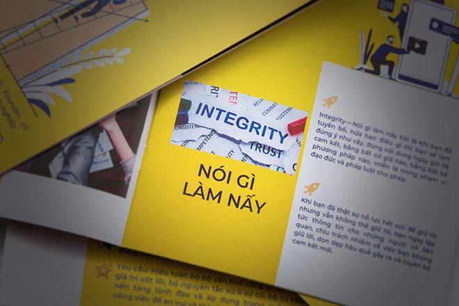 Văn hóa doanh nghiệp Integrity - Bài học từ thương hiệu Herblux - 2