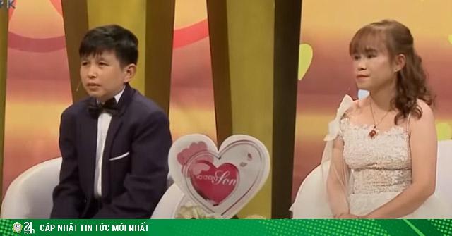 Cặp đôi tí hon tiết lộ lý do bất ngờ của cuộc hôn nhân không tình dục