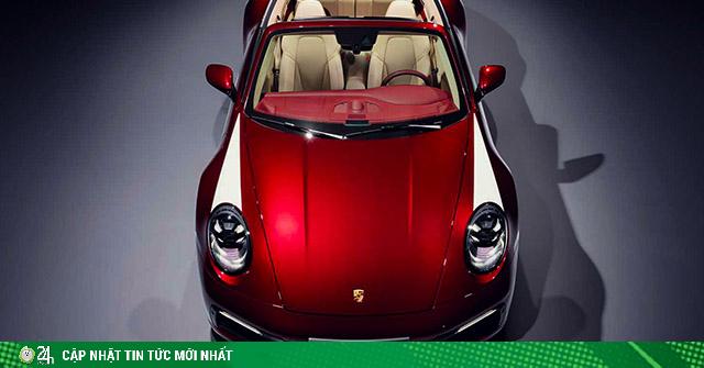 Porsche tung phiên bản Targa 4S 2021 Heritage Edition đầy mê hoặc