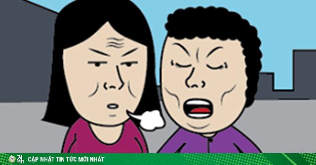 Câu chuyện khi qua miệng của các bà hàng xóm
