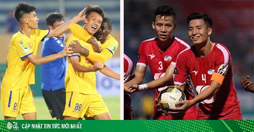 Trực tiếp bóng đá Nam Định - Viettel: Khách lo âu đến chảo lửa Thiên Trường
