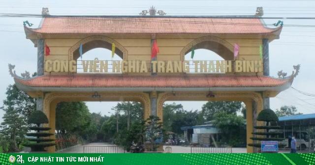 Bảo kê dịch vụ hoả táng ở Nam Định, Trưởng đài hoá thân hoàn vũ bị bắt