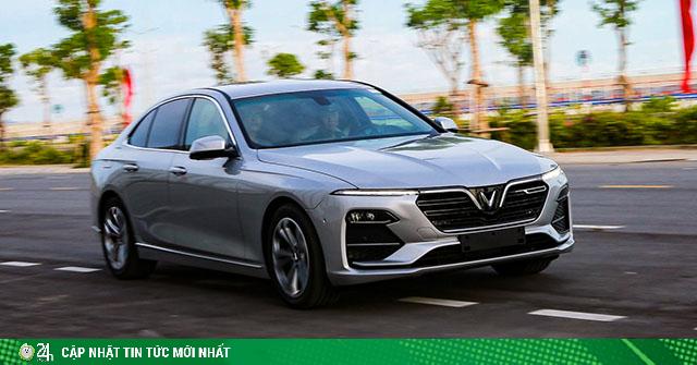 Các mẫu sedan lướt bằng tầm giá tiền xe mới VinFast Lux A2.0 đáng lựa chọn