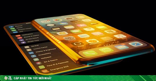 Ý tưởng iPhone 13 điên rồ này khiến nhiều người thèm muốn