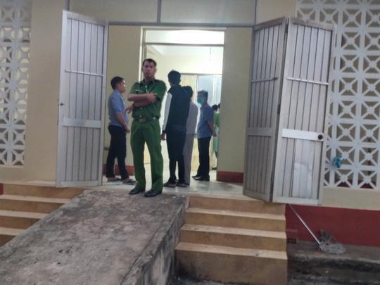 Diễn biến mới nhất vụ bị cáo nhảy lầu tự tử tại TAND tỉnh Bình Phước - 1