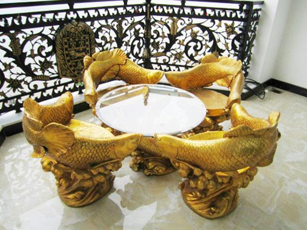Dát vàng từ cánh cổng, biệt thự nhà chồng Hà Tăng hoành tráng như thế nào? - 10