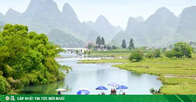 Những điểm đến hoàn hảo từng thu hút đông du khách nhất Trung Quốc