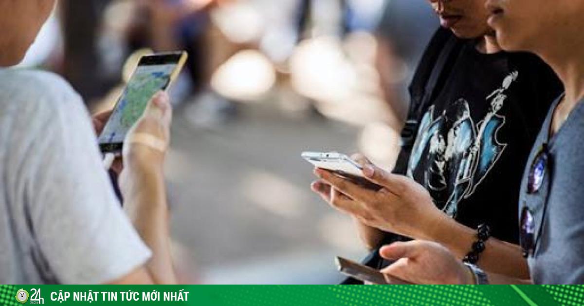 Bỏ ngay những cách dùng smartphone kiểu này, kẻo hối không kịp