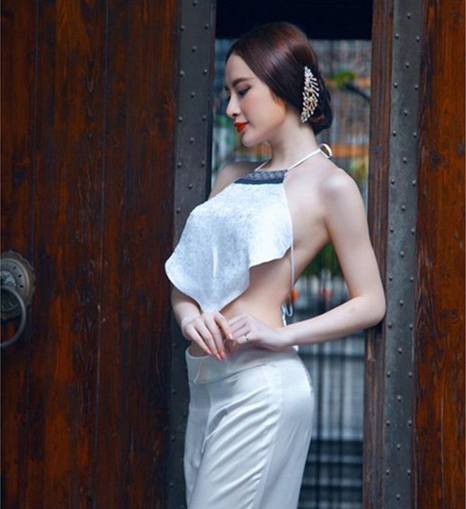 Xa rồi thời bị ném đá vì mặc yếm phản cảm, Angela Phương