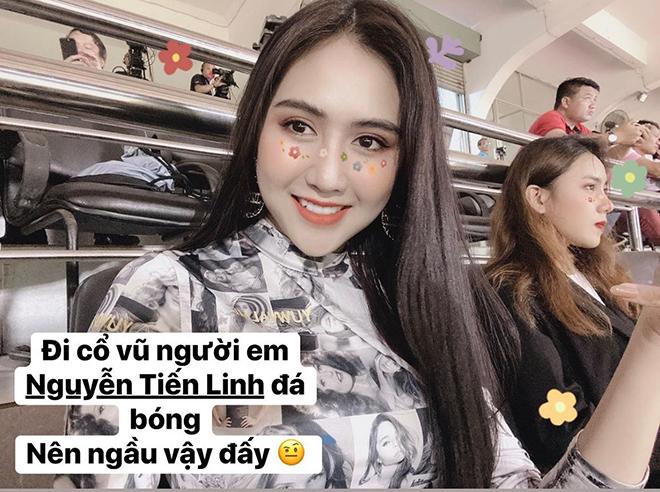 """Tiến Linh lộ bạn gái mới, mỹ nhân hơn 2 tuổi bị cộng đồng mạng """"săn lùng""""? - 3"""