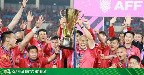 Có cơ hội đăng cai AFF Cup, Liên đoàn bóng đá Việt Nam nói gì?