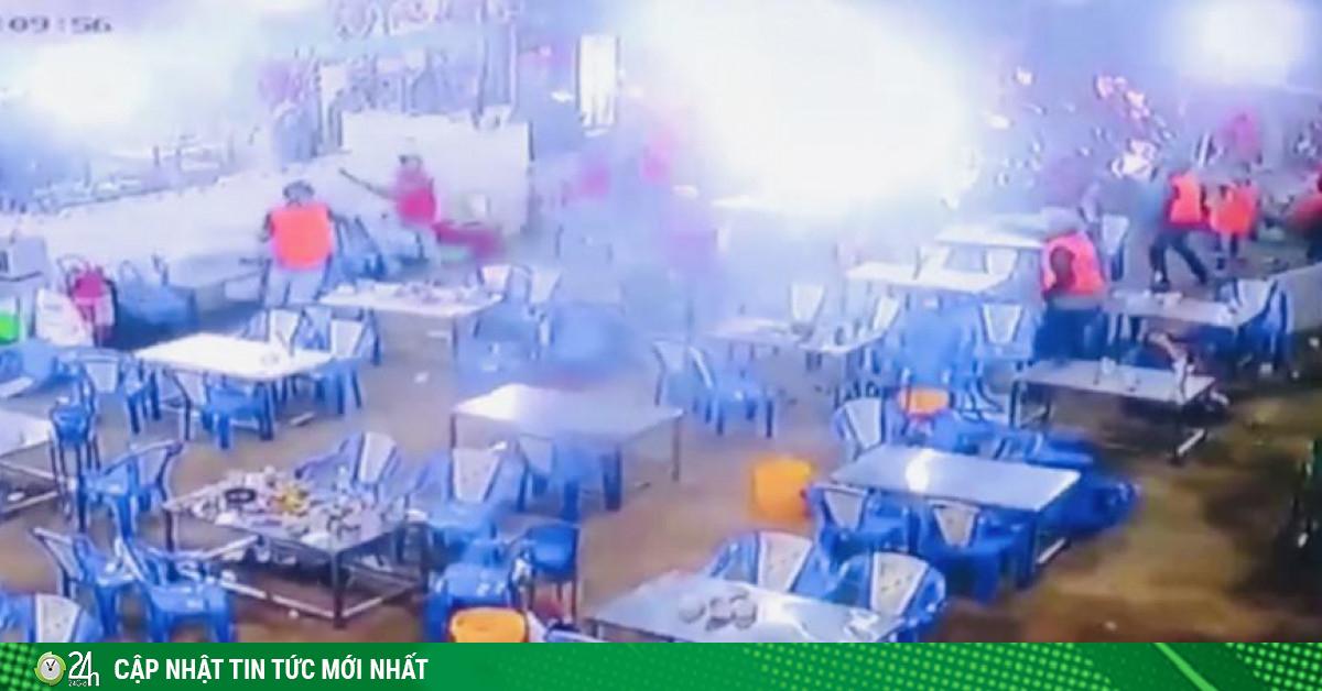 Vụ giang hồ áo cam đập phá quán ốc ở Sài Gòn: Bắt giữ 4 đối tượng