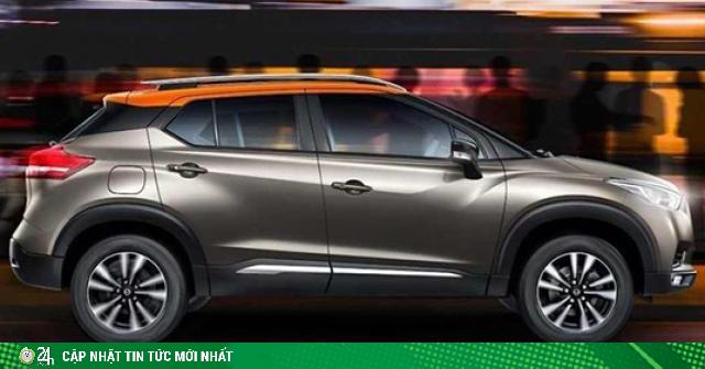 Nissan ra mắt mẫu xe SUV cỡ nhỏ giá sốc chỉ 175 triệu đồng