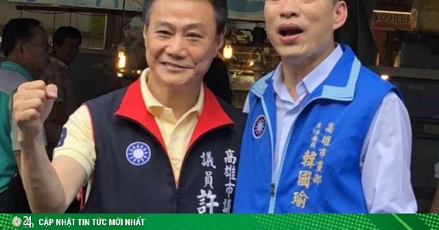 Đài Loan: Quan chức nhảy lầu tự sát sau khi thị trưởng thân TQ mất chức