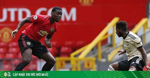 Fernandes đối đầu Pogba, MU tổ chức đại chiến mini chờ đấu Tottenham