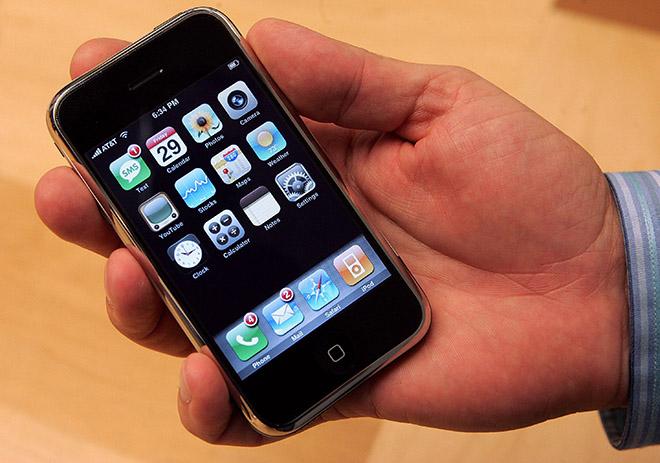 Không phải iPhone X, đây mới là những thiết bị quan trọng nhất trong lịch sử Apple - 4