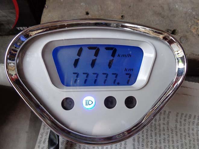 Thay đồng hồ điện tử cho xe máy số có bị phạt không? - 2