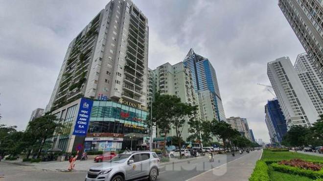 Cận cảnh ô 'đất vàng' dịch vụ cuối cùng đô thị mẫu Hà Nội bỏ hoang 20 năm - 2