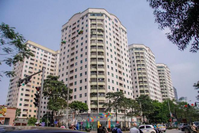 Cận cảnh ô 'đất vàng' dịch vụ cuối cùng đô thị mẫu Hà Nội bỏ hoang 20 năm - 1