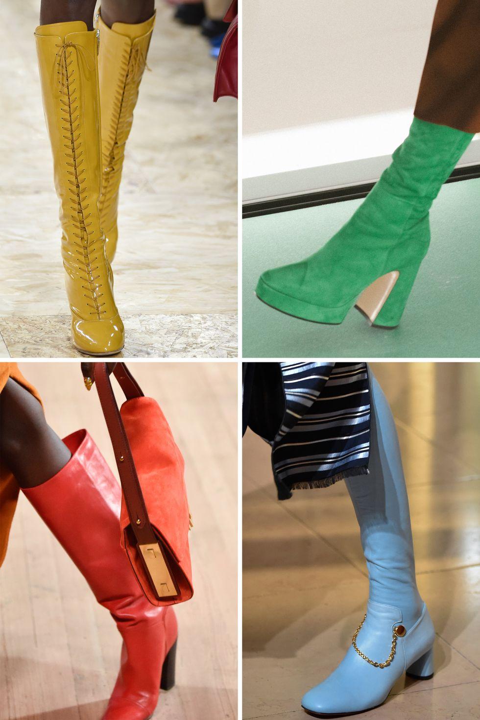 7 xu hướng giày dép thống trị năm 2020 - 3
