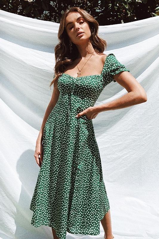 3 kiểu váy xinh giúp bạn mát rượi, quyến rũ trong ngày hè - 3