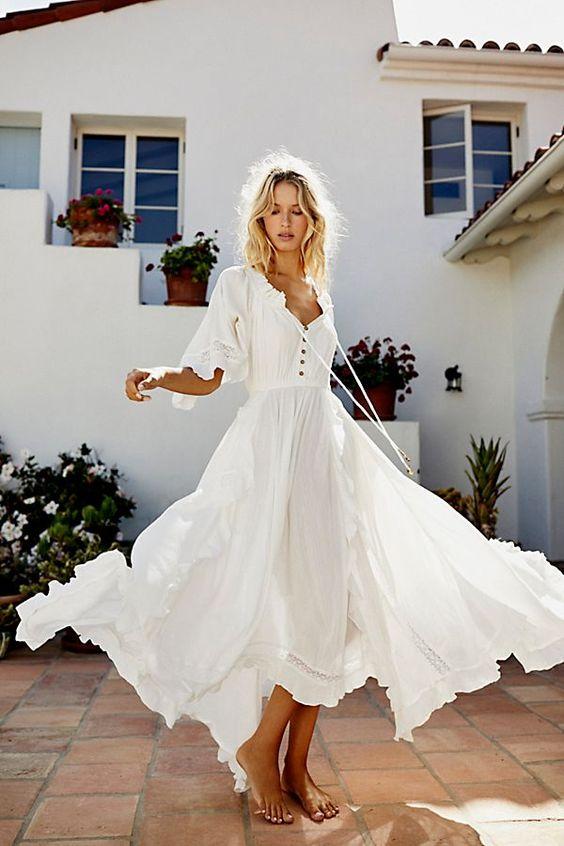 3 kiểu váy xinh giúp bạn mát rượi, quyến rũ trong ngày hè - 4