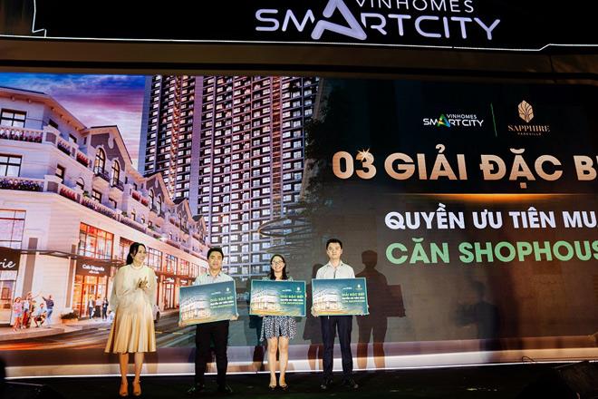 Tiết lộ lý do bùng nổ giao dịch tại sự kiện mở bán căn hộ Vinhomes Smart City - 2