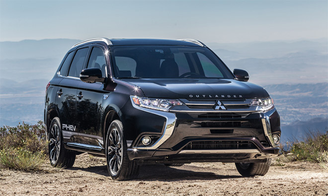 Mitsubishi Outlander CVT 2.4 Premium