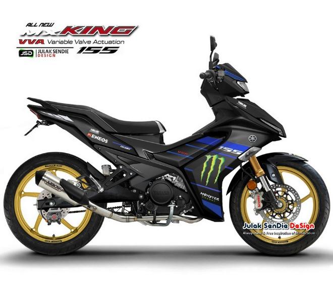 NÓNG: Yamaha Exciter 155 VVA có thêm bản mới hoàn toàn, trang bị vô đối - 1
