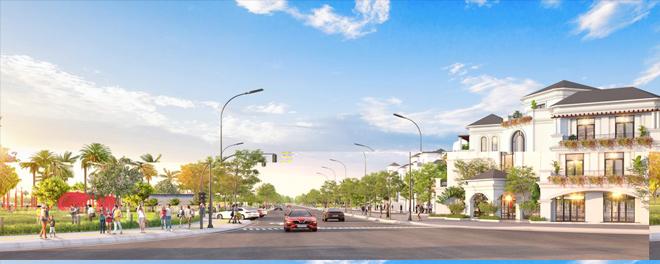 """Quận 9 sẽ là """"trung tâm biệt thự"""" mới của TP.HCM - 3"""